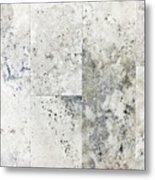 Stone Tiles Metal Print