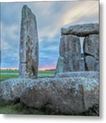 Stonehenge - England Metal Print