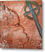 Strength - Tile Metal Print