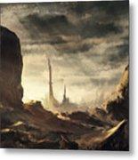 Sword Art Online II Metal Print