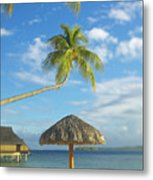 Tahiti, Bora Bora Metal Print