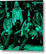 The Allman Brothers Collection Metal Print