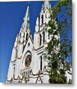 The Cathedral Of St. John The Baptist Metal Print