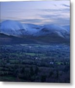 The Galtees  Ireland's Tallest Inland Mountains Metal Print