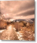 The Kvr Collection Metal Print