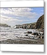 The Pembrokeshire Coast Metal Print