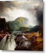 The Wilds Of Lake Superior Metal Print