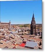 Toledo, Spain Metal Print