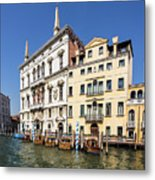 Venice Grand Canal Metal Print