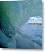 Venice Surf Metal Print