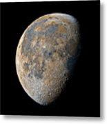 Waning Gibbous Moon / Day 20 Metal Print