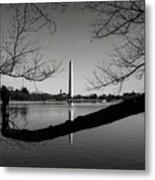 Washington Monument Metal Print