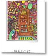 Welco Metal Print