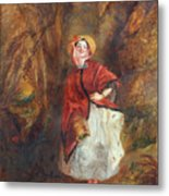 William Powell Frith Metal Print