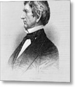 William Seward (1801-1872) Metal Print