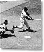 Willie Mays (1931- ) Metal Print