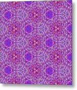 Arabesque 085 Metal Print