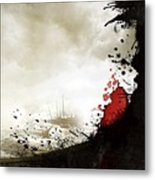300 Rise Of An Empire 2014 Metal Print