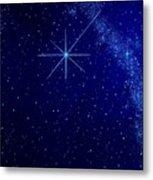 Cosmic Light Series Metal Print