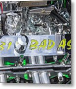 31 Ford Roadster Bad Ass Motor Metal Print