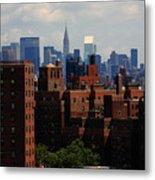 New York City Skyline 3 Metal Print