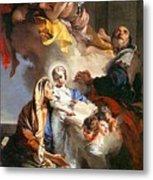 33613 Giovanni Battista Tiepolo Metal Print