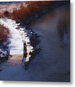 33rd And Canal Metal Print