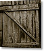 Tennessee Country Metal Print