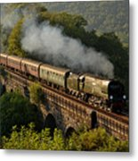 34067 Tangmere On Return. Metal Print