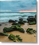 Dawn Seascape Metal Print