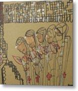 Five Wise Virgins Metal Print
