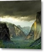 Landscape Nature Metal Print