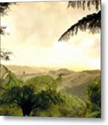 Picture Of Landscape Metal Print
