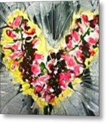 Divine Blooms Metal Print