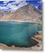 Xinjiang Province China Metal Print