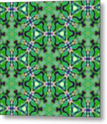 Arabesque 089 Metal Print