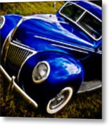 39 Ford V8 Coupe Metal Print