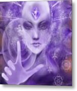 3rd Eye Awakening  Metal Print