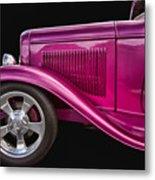 1932 Ford Hot Rod Metal Print