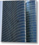 Abu Dhabi The Miracle Metal Print