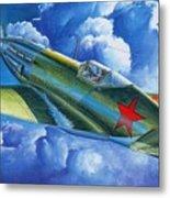 Aircraft Metal Print