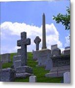 Arlington Cemetery Metal Print