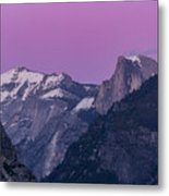Beauty Of Yosemite Metal Print