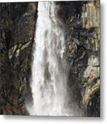 Bridalveil Falls Metal Print