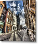 Cambridge Metal Print