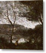 Camille Corot Metal Print