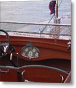 Chris Craft Runabout Metal Print