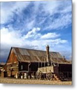 4 Eagle Ranch Metal Print