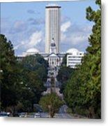 Florida State Capitol Building  Metal Print