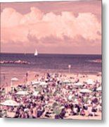 Gordon Beach, Tel Aviv, Israel Metal Print